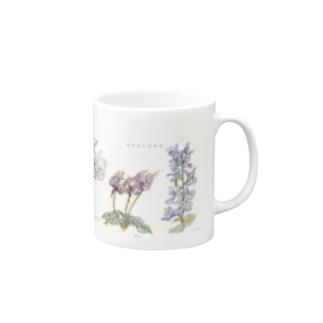 氷点の森の花 Mugs