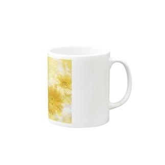 ヒマワリグッズ Mugs