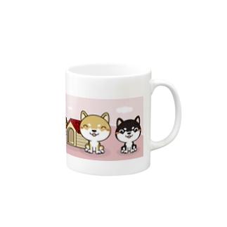 犬 Mugs