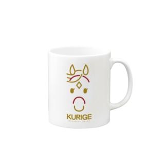 栗毛ちゃん Mugs