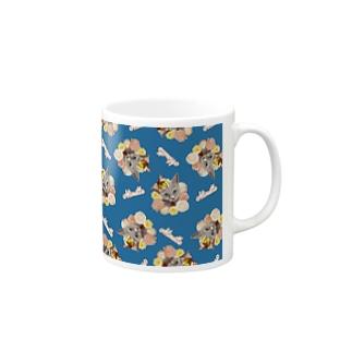 ミネット Mugs