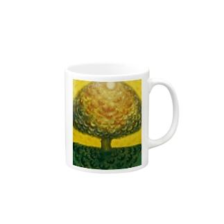 太陽の木 Mugs