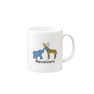 リボルバーズ丸谷 オフィシャルアイテムのリボルバーズ Mugs