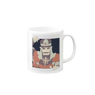 【創作三国志】袁紹 Mugs
