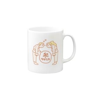 ひとめぼれ Mugs
