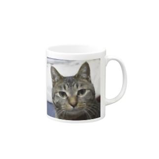 ダブルたぬきち Mugs