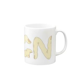 NNGN指 Mugs
