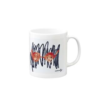 グラフィー Mugs