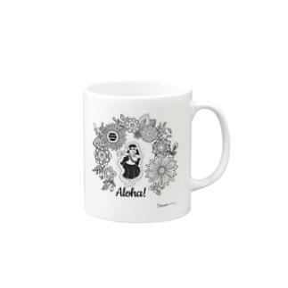 Aloha💖 Mugs