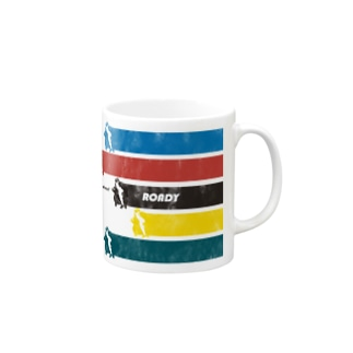 Wrong Riders presents Mugs