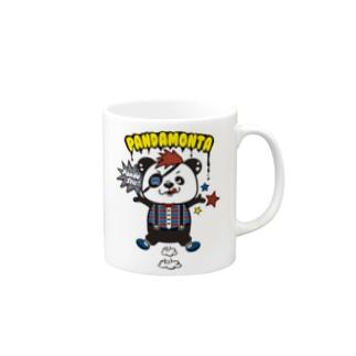 PANDAMONTA Mugs