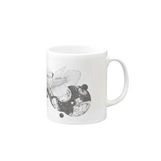星空を泳ぐ Mugs