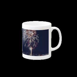 ave_varca5016の夏の花火〜fireworks〜 Mugs