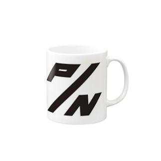 プロ/ニート(logover.) Mugs