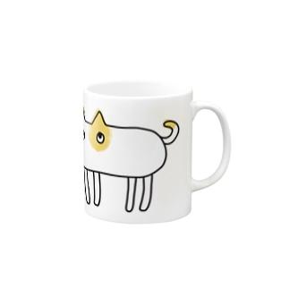 ねこ Mugs