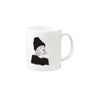 break マグカップ
