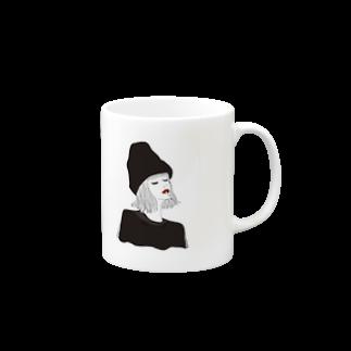 yasunaのbreakマグカップ