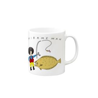hirameman Mugs