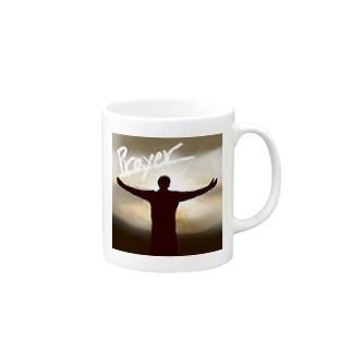 祈り Mugs