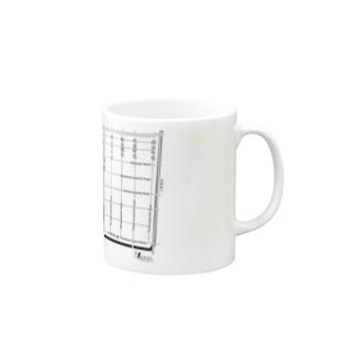 ミナミstreets Mugs