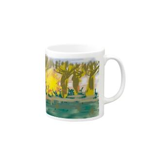 マダガスカル マグカップ