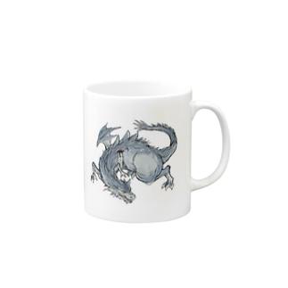 ドラゴン Mugs