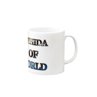 HAYASHIDA _OF_WORLD Mugs