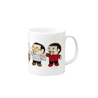 ちょっとかけこみナイト Mugs