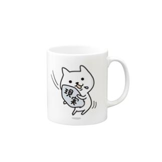 こじ犬【避けられぬ現実】 Mugs
