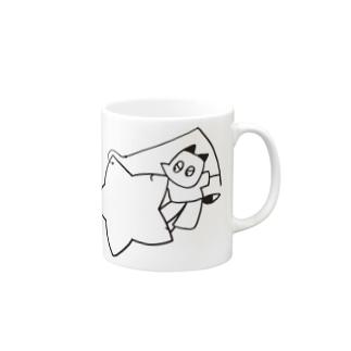 7x13のCorneliusのほしつり Mugs