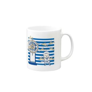 ボンボヤージュ、パッソ‼️ Mugs