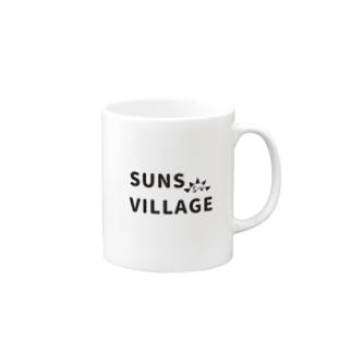 サンズヴィレッジ オリジナルグッズ Mugs