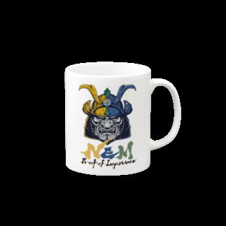 #NEM XEMURAI 3colors マグカップ