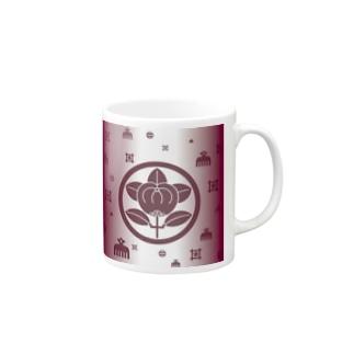 KAMON-5- Mugs