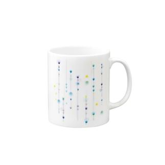 milky way stars マグカップ