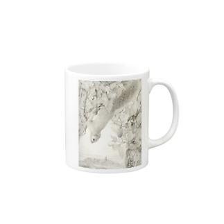 リスシリーズ1 Mugs