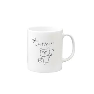 ともぐい Mugs