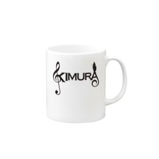 KIMURA グッズ Mugs