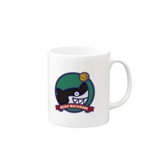 パ紋No.2912 KEIGO Mugs