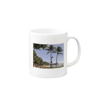 The Hawaii Mugs