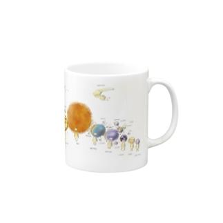 Sol Mugs