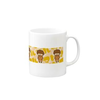 まる Mugs