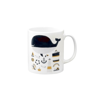 sea Mugs