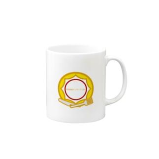 パ紋No.2918 乾物  Mugs