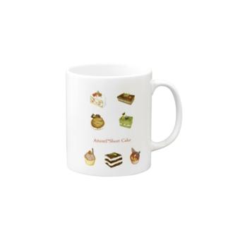 スイーツケーキⅠ Mugs