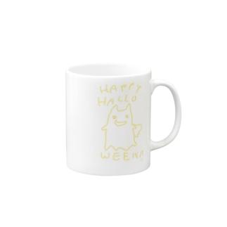 HAPPYHALLOWEEN Mugs