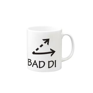 BAD DI Mugs