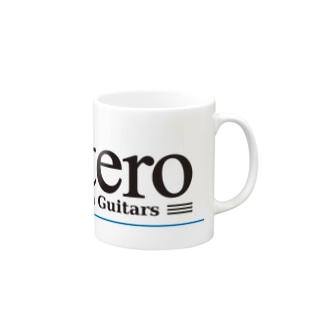 Altero Custom Guitars02(淡色向け) Mugs