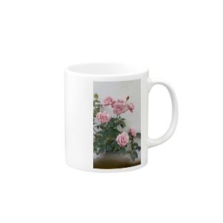 綺麗な薔薇 マグカップ