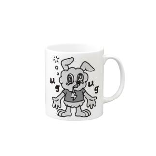 JUNKIE GREY     Mugs